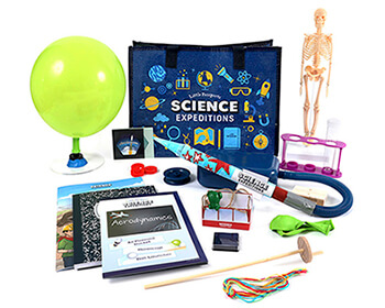 Science Expeditions for kids ages 9 and up